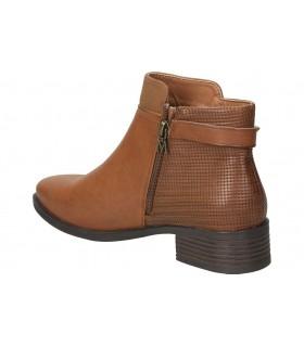 Botines calzazul-flex 1520 marron para señora
