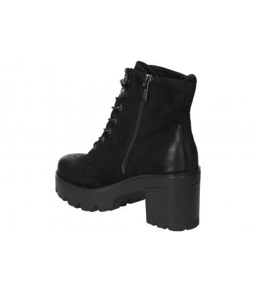 Top3 negro 20818 botas para moda joven