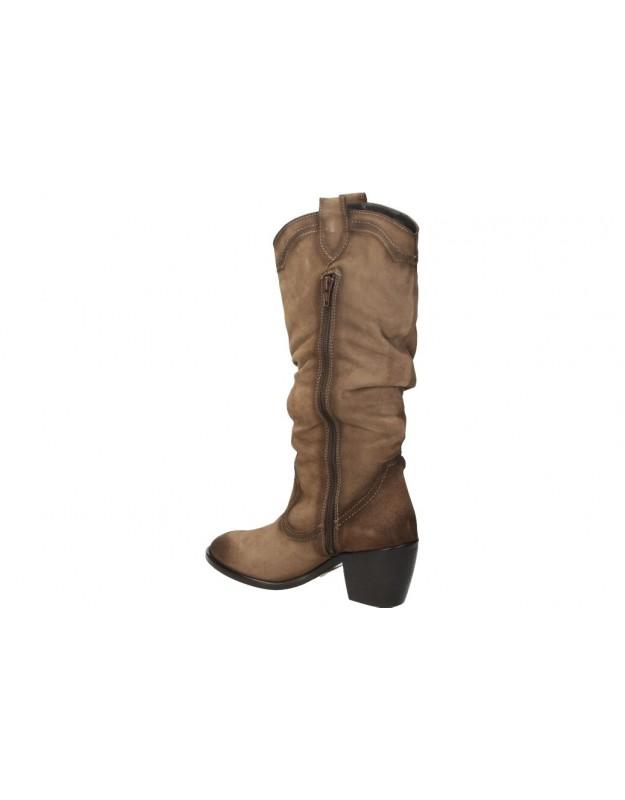 Top3 marron 20818 botas para moda joven
