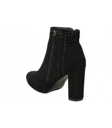 Botines para moda joven top3 20857 negro