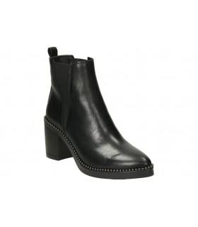 Zapatos para señora skechers 12394-bbk negro