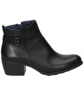 Botines casual de moda joven stay 51-568 color negro