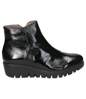 Botas de nieve invierno color negro de casual primigi 63796 GORE TEX niña