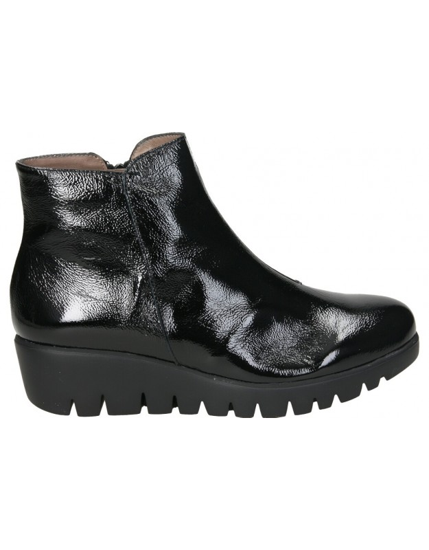 Botas color negro de casual primigi 63796