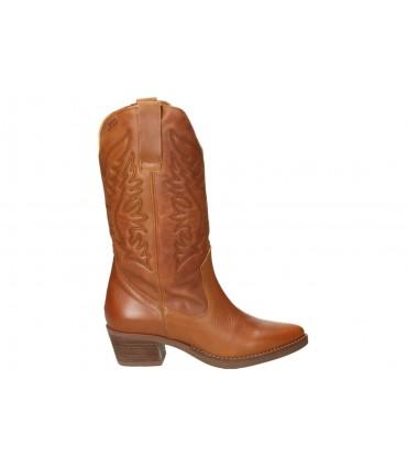 Botines casual de moda joven top3 20857 color marron