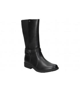 Zapatos dr.martens 1461 de piel smooth color negro para mujer
