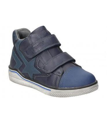 Skechers EVENSTON - FANTON negro 210142-blk zapatos cómodo para caballero
