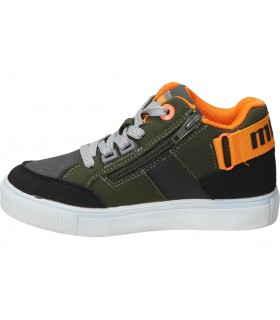 Botas color negro de casual d´angela dsy18001