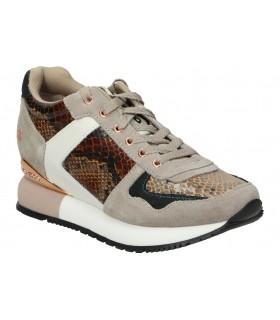 Zapatos skechers 65693-bbk negro para caballero