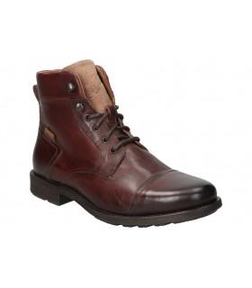 Skechers marron 204169-dsch botas para caballero