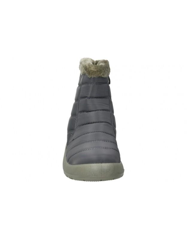 Deportivas casual de caballero adidas vs pace db0143 color gris