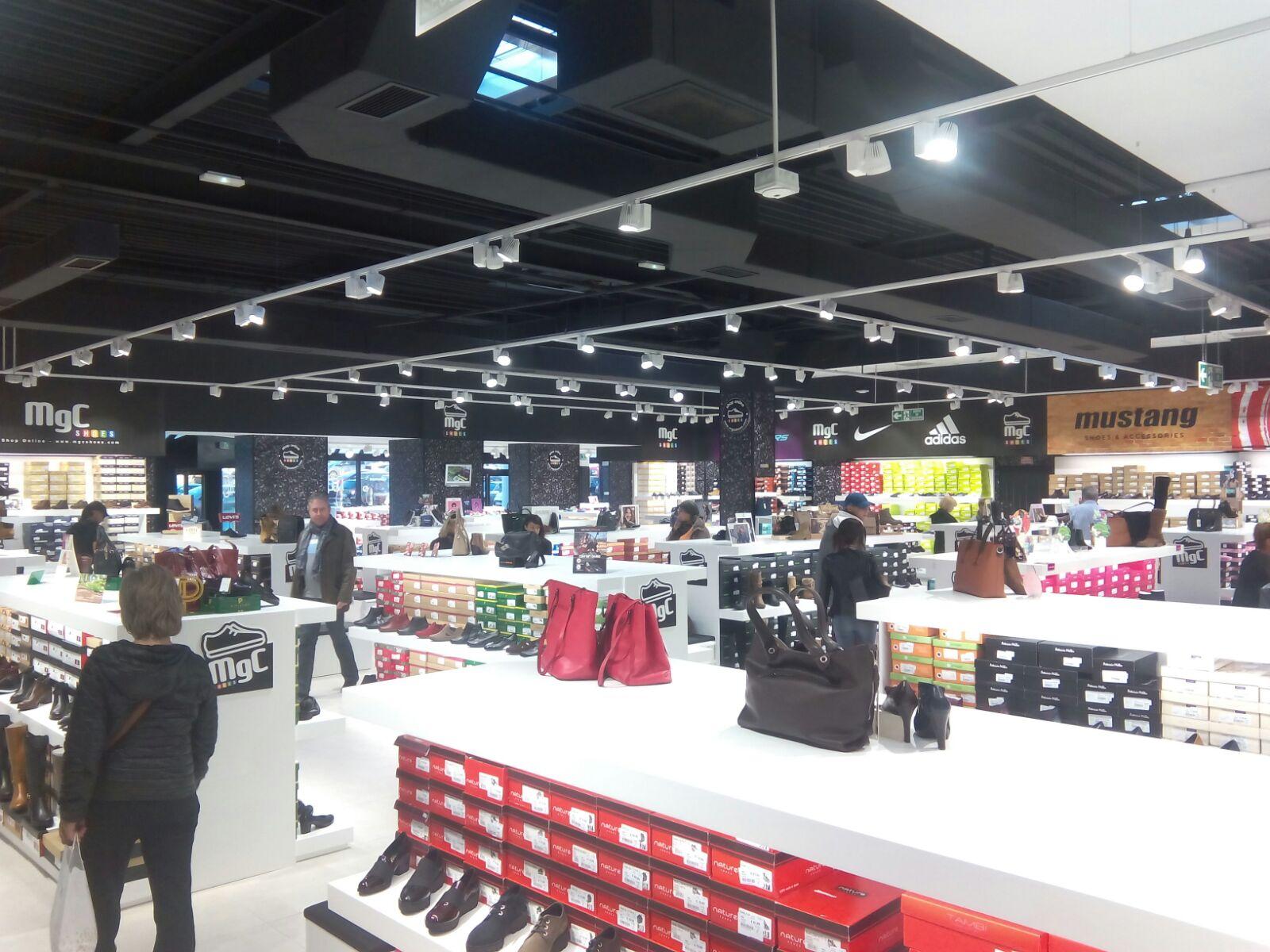 Tienda MegaCalzado